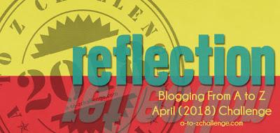 Blog A-to-Z Reflection [2018]