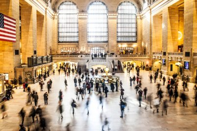 Blog Grand Central Station