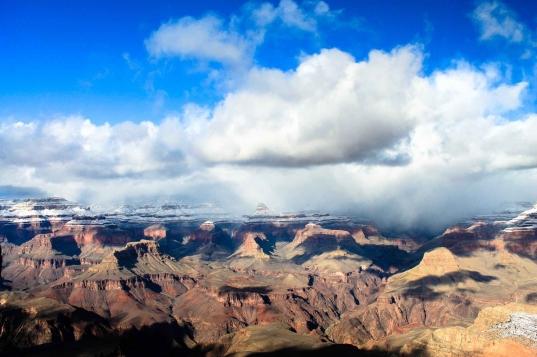 america arizona blue canyon