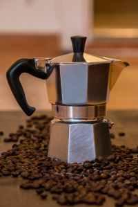 aroma beans blur breakfast